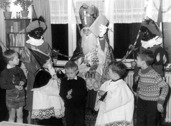 Sinterklaas - fotocolumn