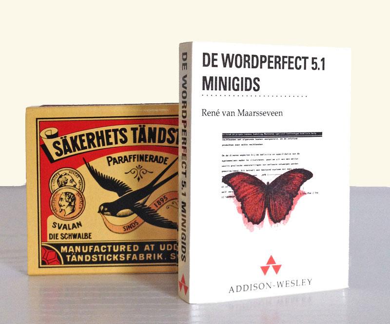 Wordperfect mini-boekje