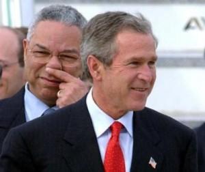 Flatuleren - ook Bush kan het