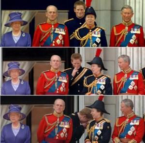 Flatuleren - ook de Royal Family is het niet vreemd