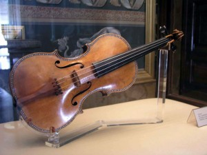Cello in Spanje