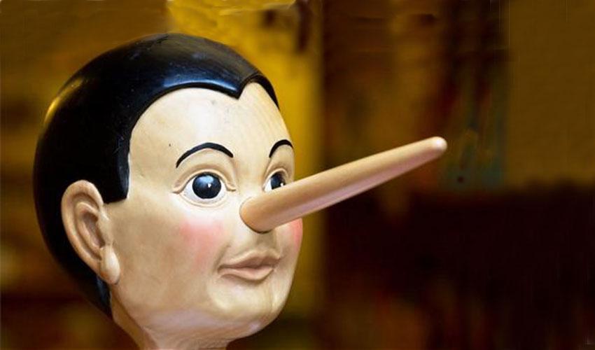 leugenaars - pinokkio