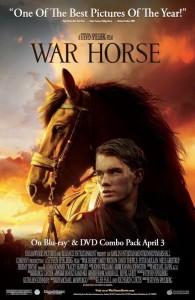 Omslag van de DVD van War Horse