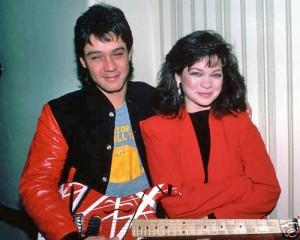 Eddie van Halen in 1985