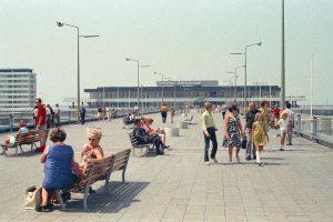 Nostalgie Promenade van Schiphol