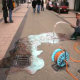 trottoir kunst