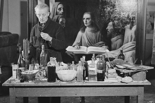 De Alchemist van Roquebrune - Han van Meegeren