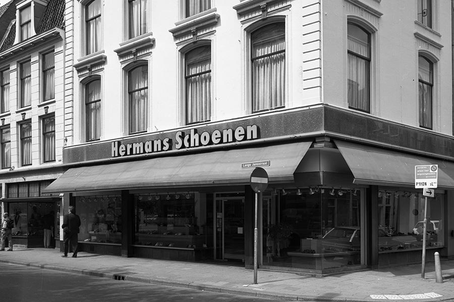 Hermans schoenen