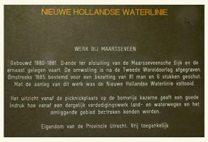 waterwegen en de nieuwe Hollandse waterlinie