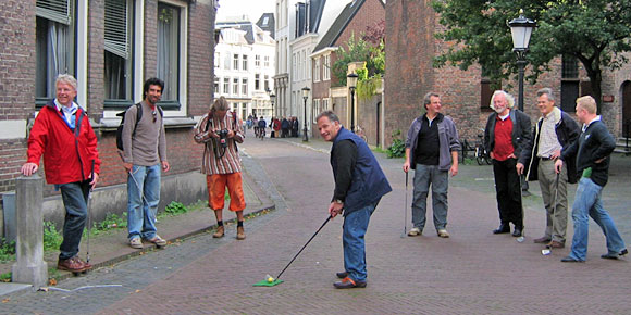 Jan van Eekeren urbangolf