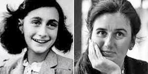 Anne Frank vs Barbro Karlan