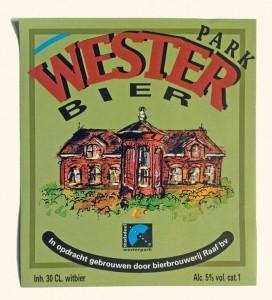 Bieretiket Westerpark