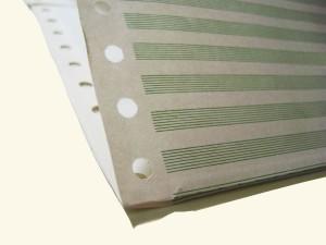Lepodello kettingpapier
