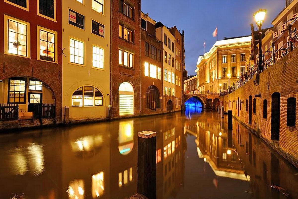 Merijn donker Utrecht