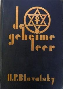 Blavatsky's boek 'De Geheime Leer'