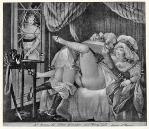 Afbeelding uit Fanny Hill