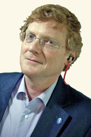 Jaap Haartsen - Bluetooth
