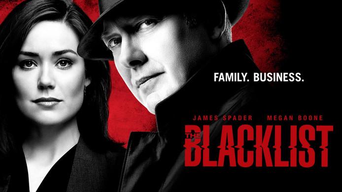 Amerikaanse series - Blacklist