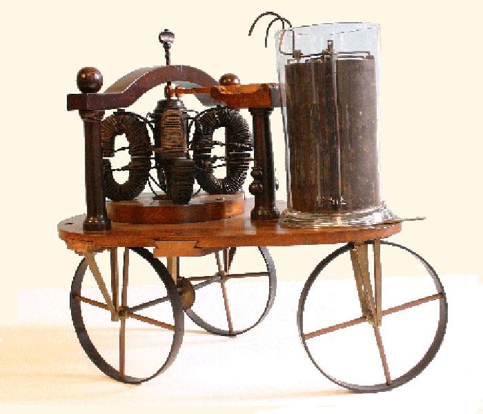 Eerste Elektrische Auto Rene Van Maarsseveen