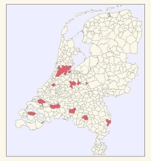 Familie Van Maarsseveen in Nederland