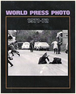 Omslag jaarboek World Press Photo 1971 1972
