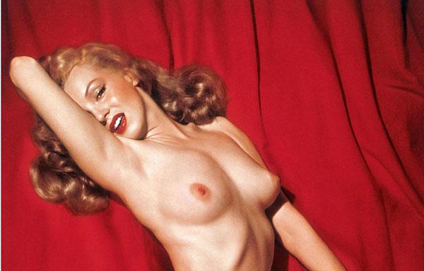 Marilyn Monroe kalenderfoto