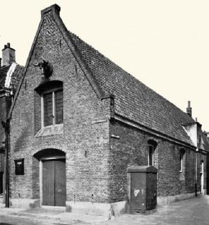 Het kleine vleeshuis Utrecht