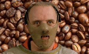 De zwarte koffie psychopaat