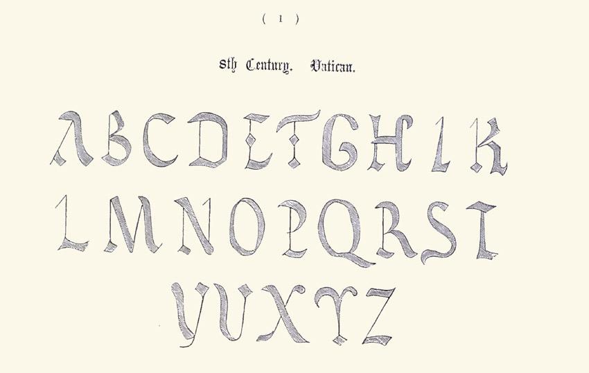 Alfabet zonder J