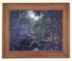 schilderij van een Plasmolense schilder