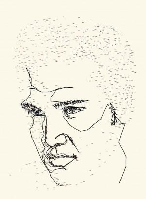 punt naar punt verbinden van Elvis (door Pavitte)