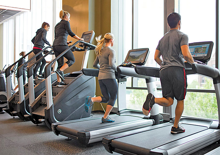 1 miljard voor Basic Fit - sportschool