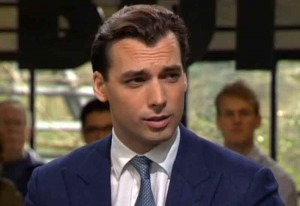 Thierry Baudet over Europa en EU