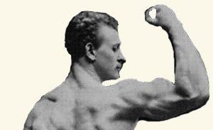 Eugene Sandow, voorbeeld van klassieke fitness