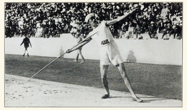 Olympische Spelen 1906 - Speerwerpen