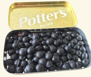 Potters Original - de historische dropjes