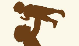 Vader en zoon - ik ben je zoon