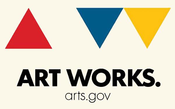hoe kunst werkt - NEA logo