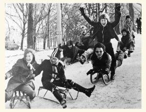 Broertje in Fotoboek van Utrecht