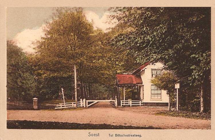 Tolhuizen - Tolhuis op weg Soest - De Bilt