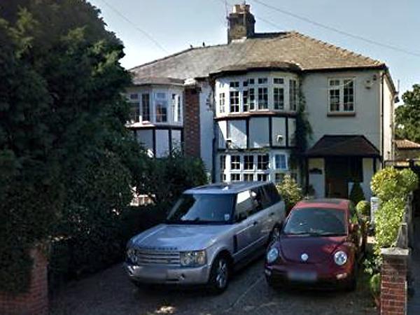 Huis van Greg Lake in Liverpool Road