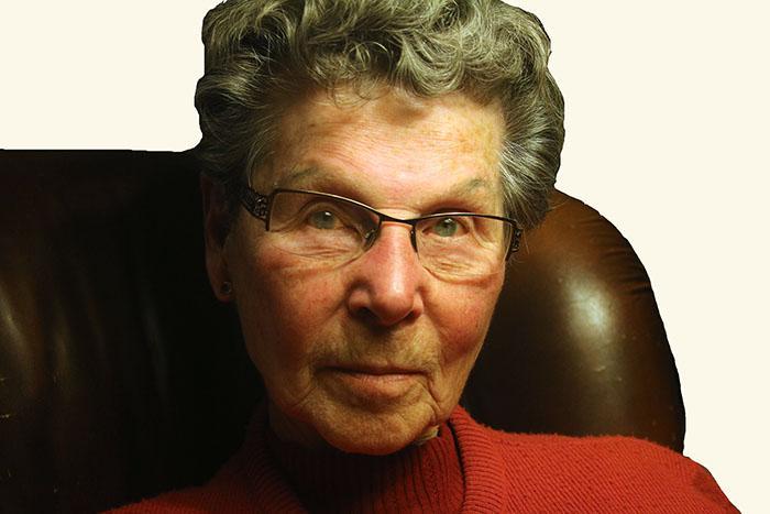 ikigai - en mijn oude moeder