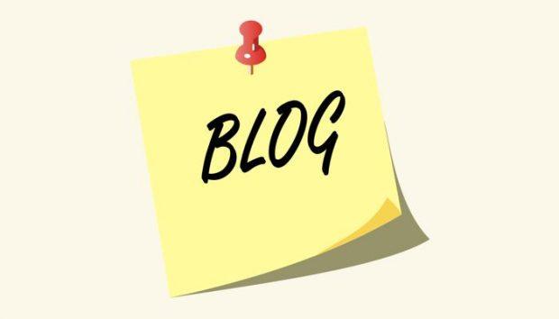Blog aantekening