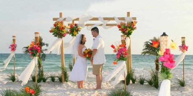 Bruiloft in Thailand