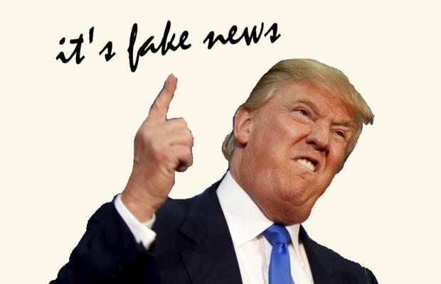 Trump nepnieuws