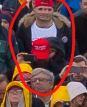 gigapixel foto Trump - stitch fout