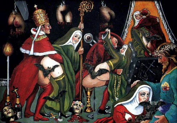 Nonnen van Clovis