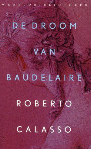 de droom van Baudelaire - omslag