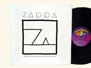 hersenactiviteit en droodle Zappa