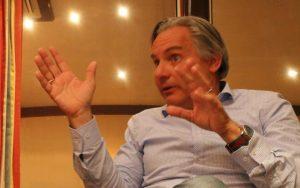Netwerk Business Diner - Frits Schiphorst de bedenker